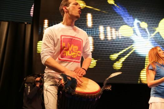 Percussioniste_concert