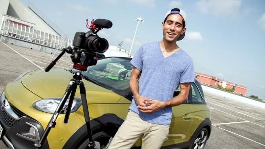 Vine star: video illusionist Zach King