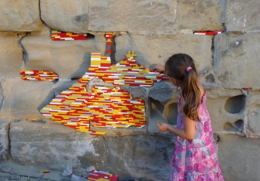 mur-lego